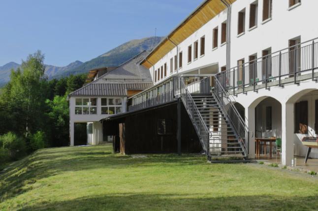 VTT de descente station Grand Puy