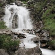 Cascade de la cabane des Mulets (30 minutes à pieds du centre)