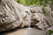 Cascade des Clus de barles